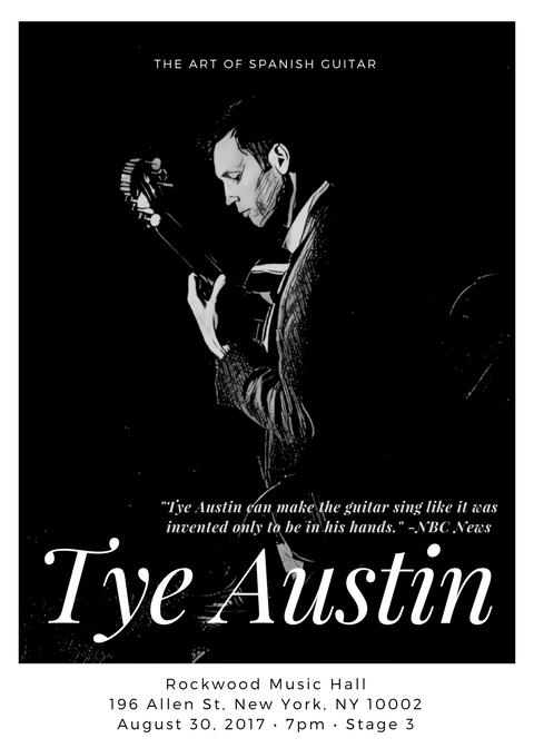 Tye Austin Rockwood Flyer
